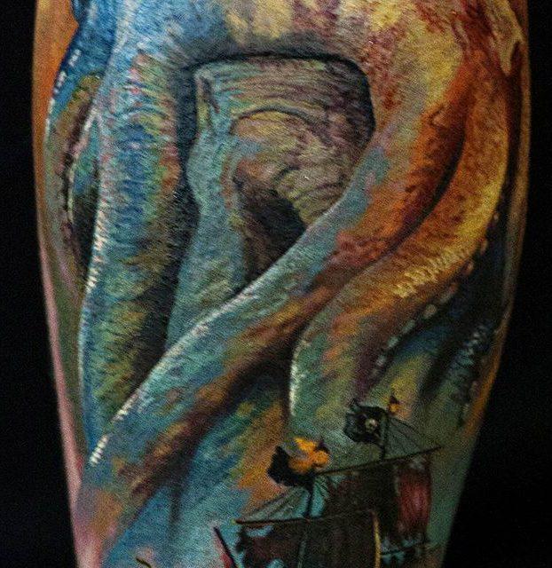 melhor tatuagi de lula piratas do caribe