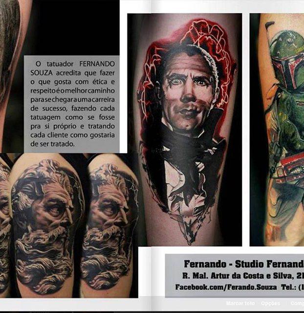 tatuagens e depoimentos