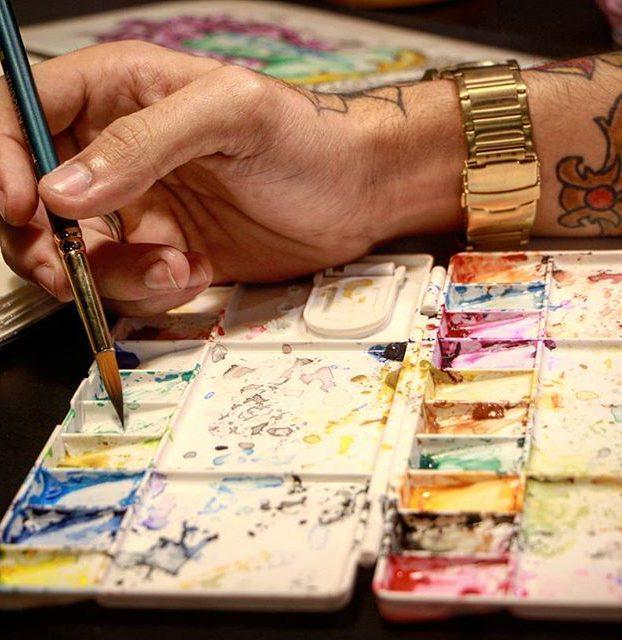 workshop realismo colorido