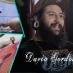 DARIO GORDON – Tomei advertências porque desenhava nas paredes das empresas