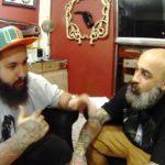 Entrevista com Dario Gordon – Tatuador formado por Moisés LaMigra