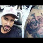 Latino surpreende e faz tatuagem do seu macaco de estimação; veja
