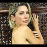 Br New – De topless, Antonia Fontenelle exibe tatuagem em homenagem aos filhos