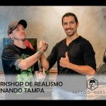 TATTOO CURSOS – WORKSHOP ON-LINE FERNANDO TAMPA
