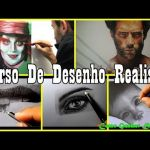 DESENHO REALISTA, Faça Você O Seu Desenho Realista – CURSO COMPLETO DE DESENHO REALISTA