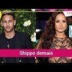 Neymar faz tatuagem semelhante a de Demi Lovato e fãs vibram: 'Shippo demais'