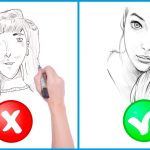 Como Fazer Os Traços Iniciais Para Um Desenho Realista