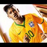 Drawing Neymar Júnior | Desenhando o Neymar Jr