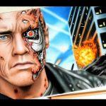 Drawing Terminator | Desenhando o Exterminador do Futuro
