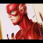 Drawing The Flash | Desenhando o Flash