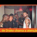 Nova tatuagem de Drake chama a atenção