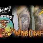 Tatuagem Warcraft Danny Tattoo
